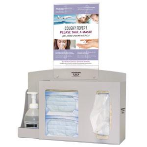 Bowman Cover Your Cough Compliance Kit Bowman BD201-0012