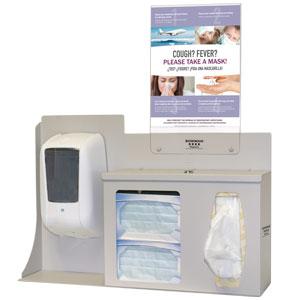 Bowman Cover Your Cough Compliance Kit Bowman BD205-0012