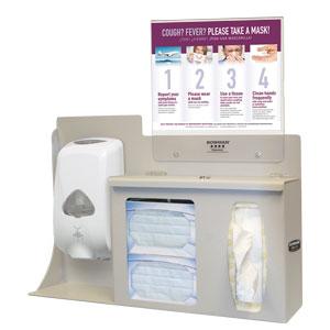 Bowman Cover Your Cough Compliance Kit Bowman BD216-0012