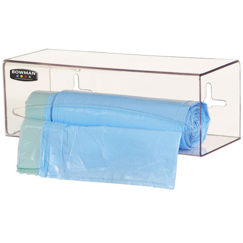 Bowman Bag Dispenser - Single Bowman BG001-0111