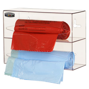 Bowman Bag Dispenser - Double Bowman BG002-0111