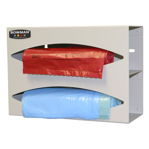 Bowman Bag Dispenser - Double Bowman BG002-0512