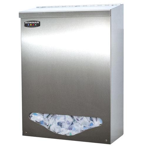 Bowman Bulk Dispenser - Tall Single Bin Bowman BK001-0300