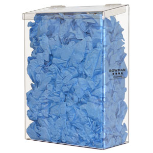 Bowman Bulk Dispenser - Tall Single Bin Bowman BK211-0111