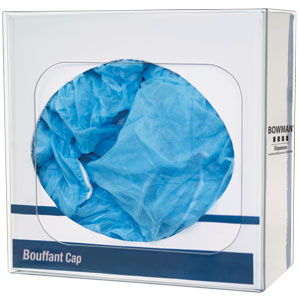 Bowman Bouffant Cap or Shoe Cover Dispenser Bowman BP-007