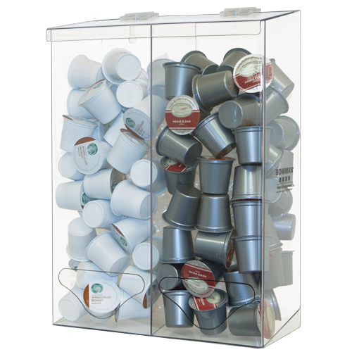 Bowman Bulk Dispenser - Tall Double Bin Bowman BP-012