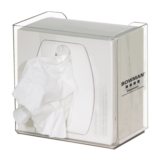 Bowman Task Wipe Dispenser - Small Bowman CL002-0111