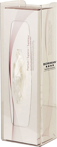 Bowman Task Wipe Dispenser - Large Bowman CL003-0111