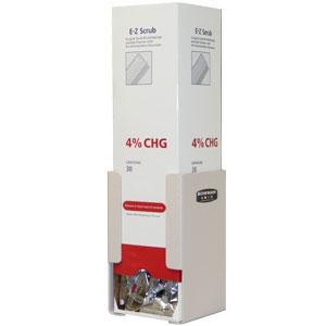 Bowman Scrub Brush Dispenser Bowman CL007-0212