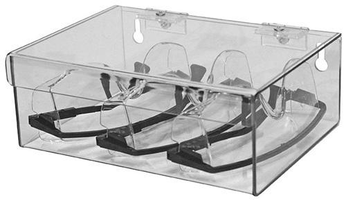 Bowman Eyewear Dispenser - Hinged Lid Bowman CP-072