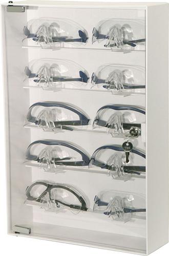 Bowman Eyewear Cabinet - Locking Bowman CP-075