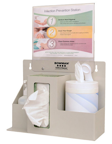 Bowman Infection Prevention Station Bowman ED-097