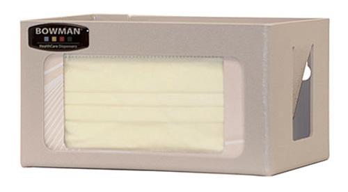 Bowman Face Mask Dispenser - Universal Boxed - Earloop Bowman FM100-0212