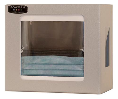 Bowman Face Mask Dispenser - Universal Boxed - Faceshield Bowman FM200-0212