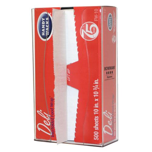 Bowman Wax Paper Dispenser Bowman FS001-0111