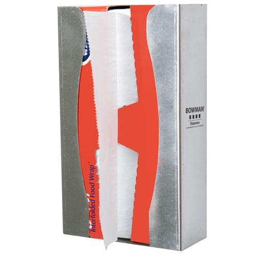 Bowman Wax Paper Dispenser Bowman FS001-0300