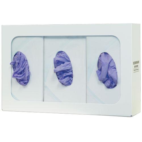 Bowman Glove Box Dispenser - Triple Bowman GB-003