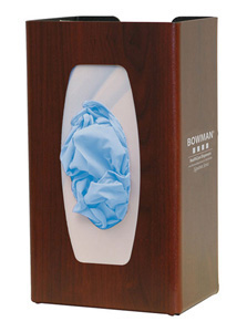 Bowman Glove Box Dispenser - Single Bowman GL010-0233