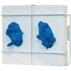 Bowman Glove Box Dispenser - Double, Pack of 2 Bowman GL022-0613