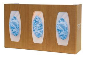 Bowman Glove Box Dispenser - Triple with Dividers Bowman GL030-0223