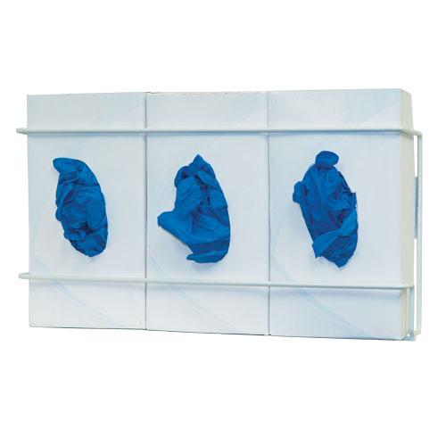 Bowman Glove Box Dispenser - Triple, Pack of 2 Bowman GL033-0613