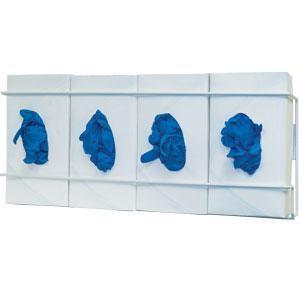 Bowman Glove Box Dispenser - Quad, Pack of 2 Bowman GL044-0613