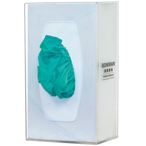Bowman Glove Box Dispenser - Single with Flexible Springs Bowman GL100-1214
