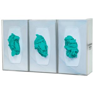 Bowman Glove Box Dispenser - Triple with Dividers Bowman GL300-1214