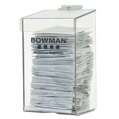 Bowman Hairnet Dispenser - Bulk Bowman HP-010