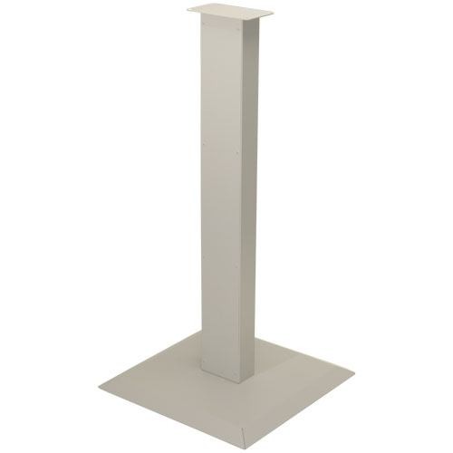 Bowman Floor Stand - All Steel - Quartz Beige Bowman KS010-0412