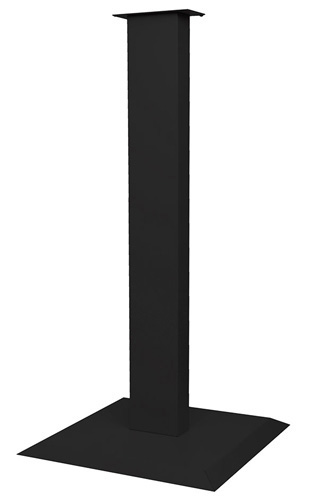 Bowman Floor Stand - All Steel - Black Bowman KS010-0420