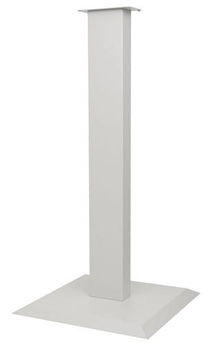 Bowman Floor Stand - All Steel - Matte White Bowman KS010-0434