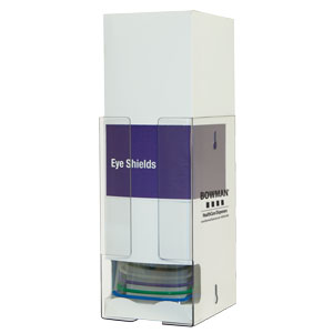 Bowman Protection Dispenser - Eye Shield Bowman PD003-0111