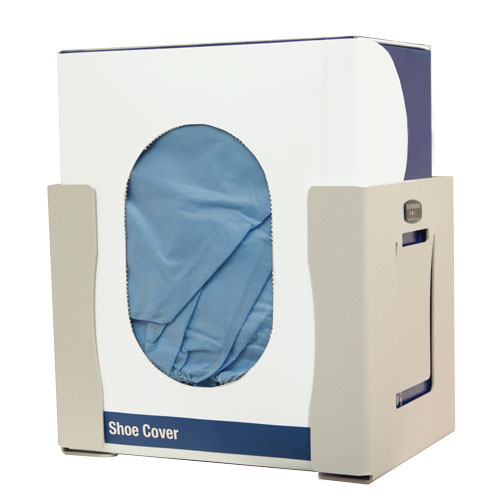 Bowman Protection Dispenser - Universal Boxed - Shoe Cover/Cap/Other - Large Bowman PD200-0212