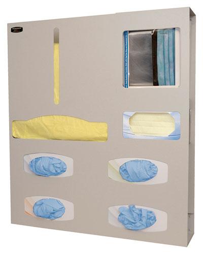 Bowman Protection System - All Aluminum - Quad Glove Bowman PS012-0512