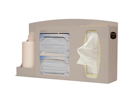 Bowman Respiratory Hygiene Station Bowman RS001-0212