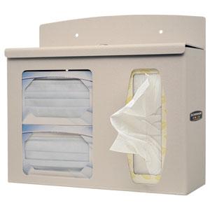Bowman Respiratory Hygiene Station - Locking Bowman RS002-0212