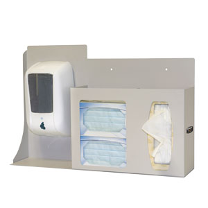 Bowman Respiratory Hygiene Station - Non-Locking Bowman RS004-0512