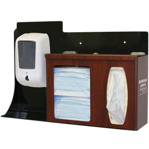 Bowman Respiratory Hygiene Station - Locking Bowman RS005-0233